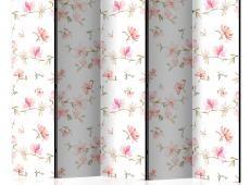 Paraván - Fresh Magnolias II [Room Dividers]